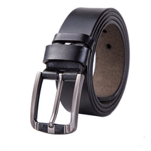 Cow Leather Casual Pin Buckle  Belt