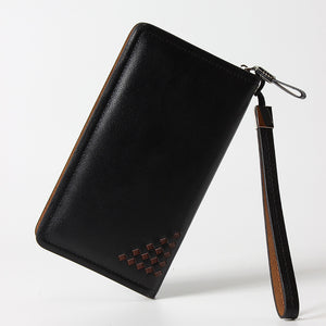 Real Leather Business Wallet