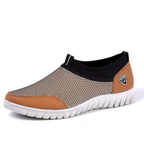 Mesh Breathable Comfortable Men Shoes