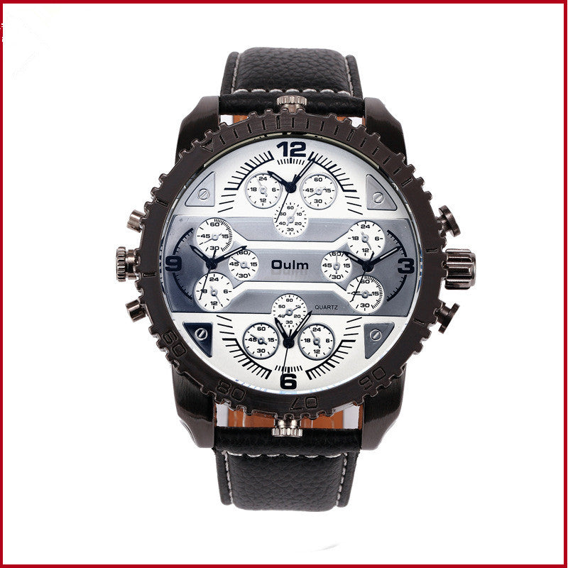 Big Dial Sports Watches