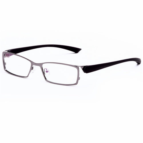 Metal Business Pure Color Simple Men's Glass
