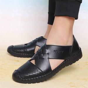 Casual breathable hollow shoes