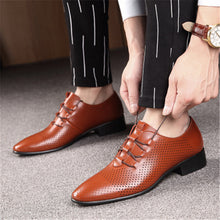 Summer Fashion  Breathable Oxford  Shoes