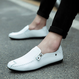New Casual Leather Shoes