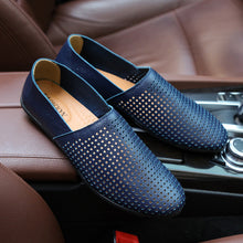 Men's Breathable Casual Leather Shoes