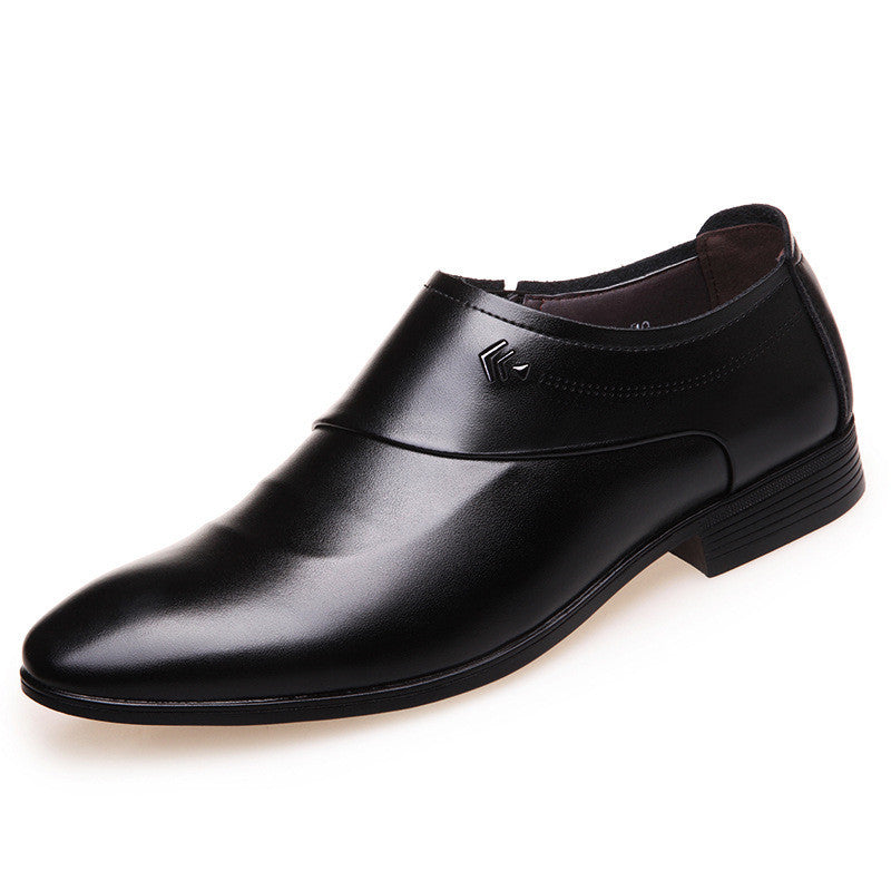 Pointed Breathable Business Men's Shoes