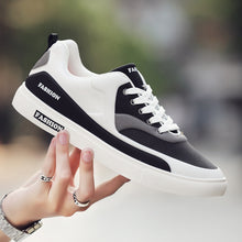 Lace-up Casual Flat Shoes