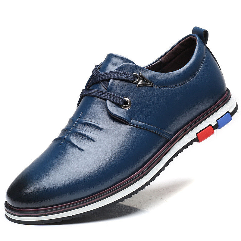 Men's Real Leather Casual  Shoes