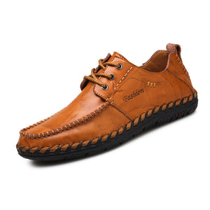 Fashion Tideway Leather Shoes