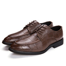 Fashion Business Frenum Leather Shoes