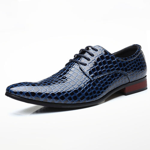 Creative Damping Breathable Men's Oxfords