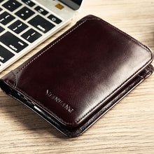 Cow Leather Business Wallet