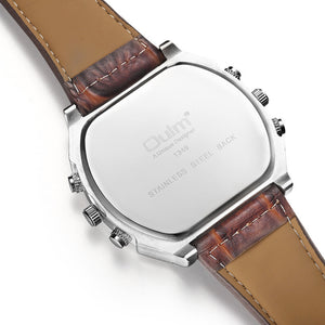 Large Dial Multiple Time Zones Watches