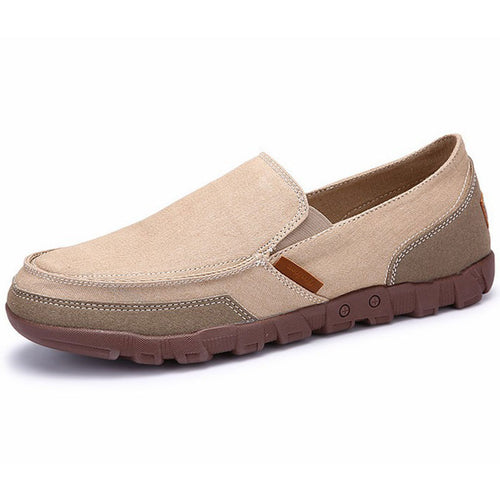 Comfortable Breathability Of Canvas Men's Casual Shoes