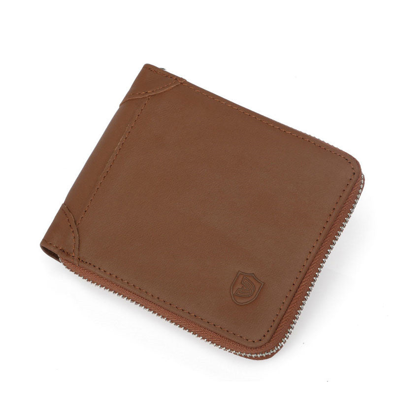 Anti-theft Multifunction Casual Men's Wallets