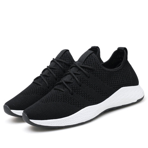 Leisure Breathable Comfortable Mesh Cloth Men's Sneaker