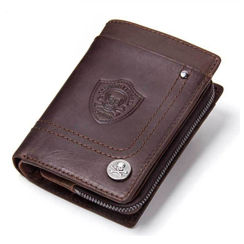 Retro Casual Wallet