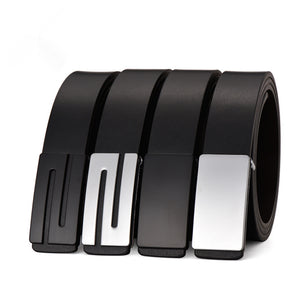 Fashion Cow Leather Business Belt