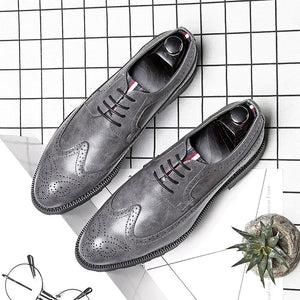 Acrocephalia Breathable Business Shoes