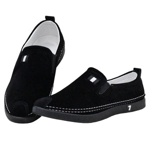 Dull Polish Comfort Casual  Shoes