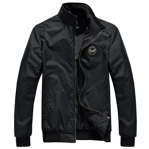 Outdoor Cycling Comfort Polyester Men's Jacket
