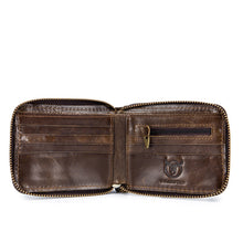 Fashion Leather High Capacity Wallet