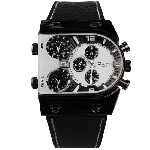 Big dial Creative Men's Watch