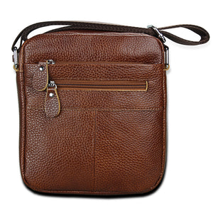 Vintage Casual Cowhide Bag