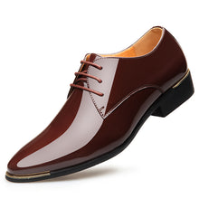 Fashion Business Leather Shoes