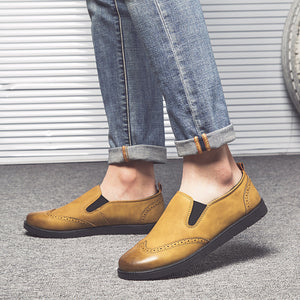 Solid Color Casual Shoes