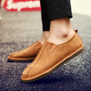 Casual Comfortable Breathable Loafers Shoes