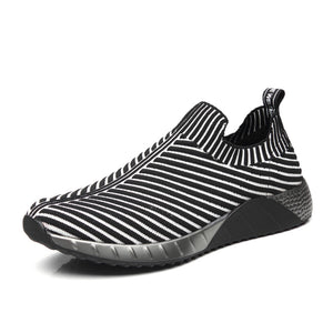 Striped sports Casual Men's Shoes