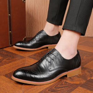 New Business Korean Pointed Shoes
