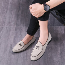 Personality Fashion Real Leather Casual Shoes