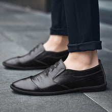 Korean Edition Fashion Casual Business Shoes