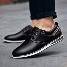 Real Leather  Casual Shoes