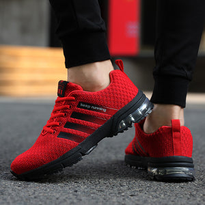 Summer Breathable Running Sneakers