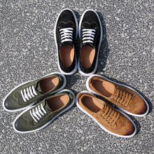 Vintage Leather Breathable Casual Shoes