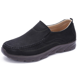Slip-proof Comfort Of Leisure Soft Bottom Men's Casual Shoes