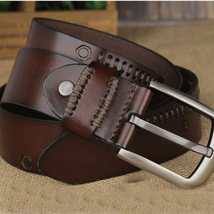 Retro Cow Leather Belts