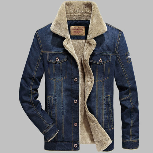 Plus Size Casual Lapel Plain Men's Jackets Coat