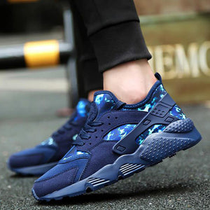 Casual Camouflage Light Running Jogging Men's Sneakers