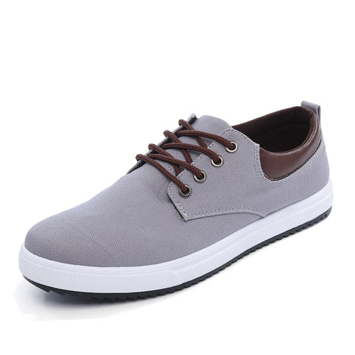 Canvas Casual Flat Shoes