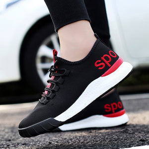 Breathable Leisure Simple Men's Sneakers