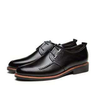 Banquet Smooth Vintage Patent Leather Men's Oxfords