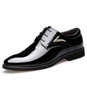 Pearlite Layer Business Shoes