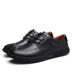 Men's Casual  Comfort Leather Shoes