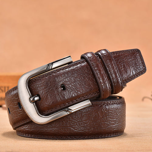 Pin Buckle Pin Buckle Youth Belt