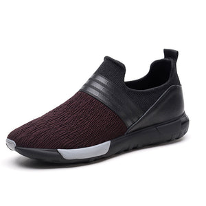 Breathable Lightweight Slip On Men's Sneakers
