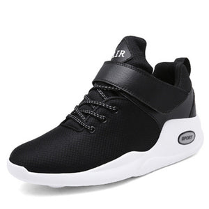 Big Size Plain Damping  Men's Sneakers